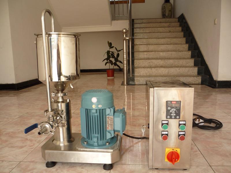 LP2000/4乳化分散机