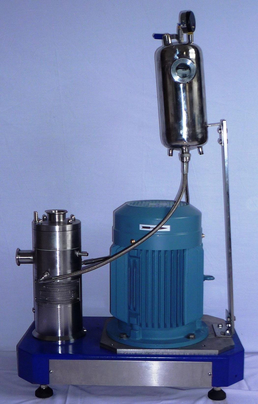 ER2000系列管线式乳化机