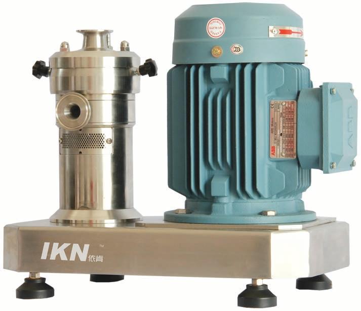 小型胶体磨机_小型胶体磨品牌:IKN/依肯德国规格:CM2000/4含量99%-盖德化工网